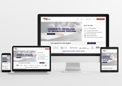 United Structural LLC – Engineering Website Design