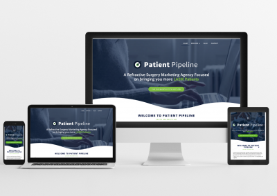 Patient Pipeline – Marketing Website Design