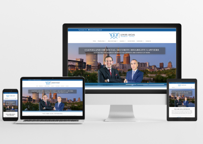 Liner Legal – Law Firm Website Design