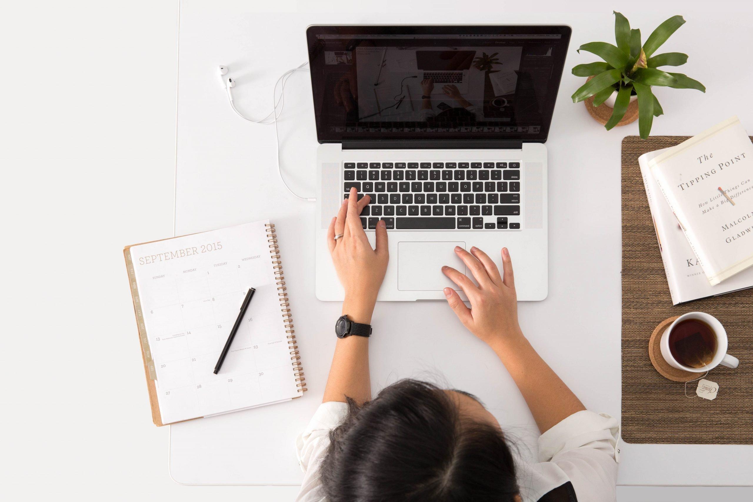 desktop view - Capstone Digital Marketing