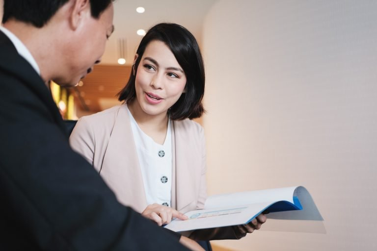 woman working - Capstone Digital Marketing
