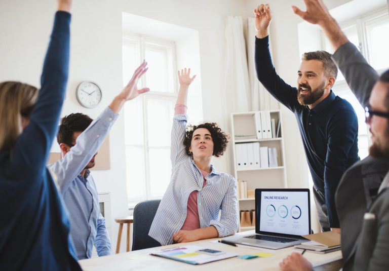 teamwork - Capstone Digital Marketing