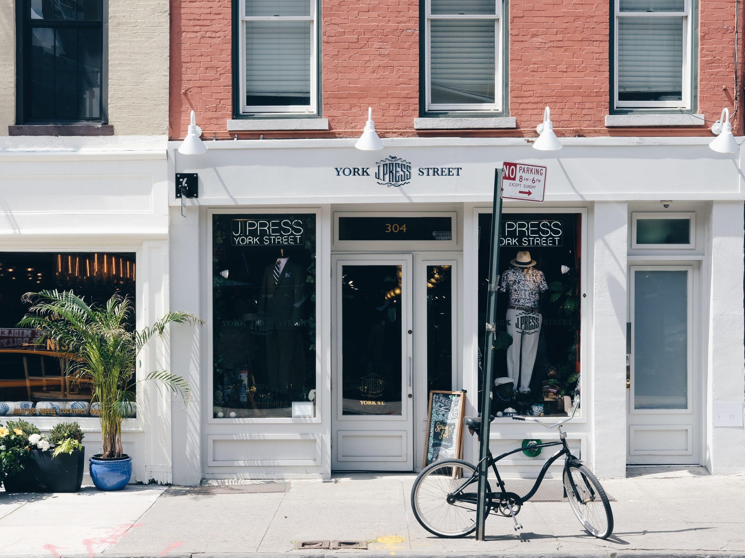 city street - Capstone Digital Marketing
