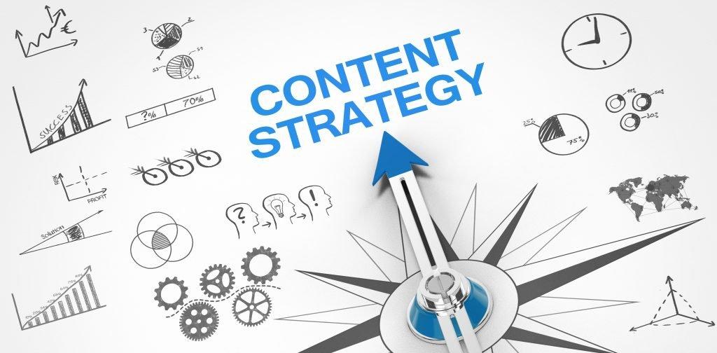 content strategy - Capstone Digital Marketing