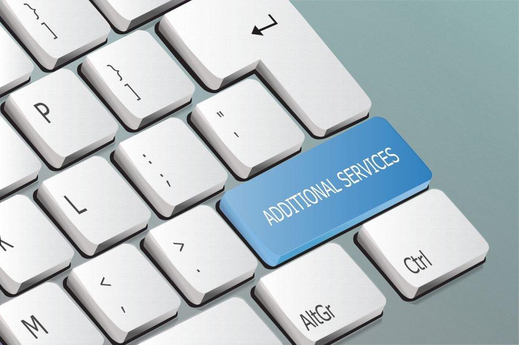 additional services - capstone digital marketing